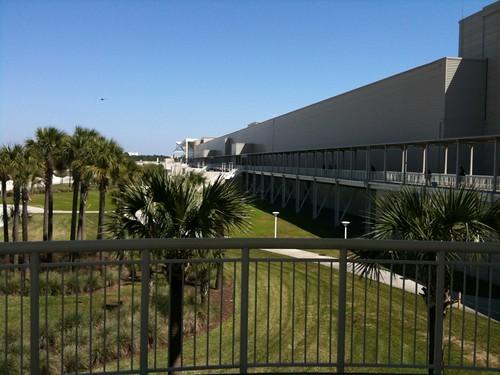 Convention Centre Walkway