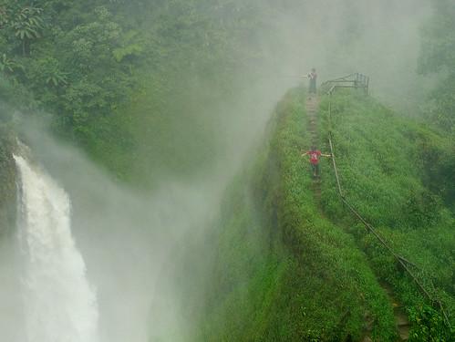 Bolaven Plateau's Majestic Tad Yuang Falls