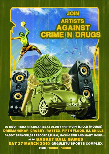 Artists Against Crime N Drugs
