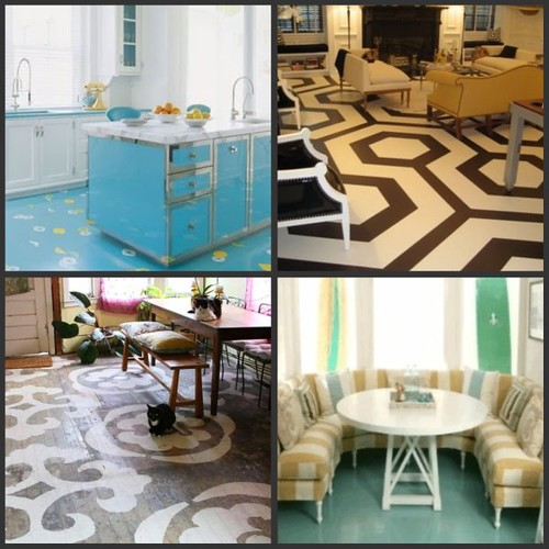 Painted Floors 2