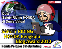 Safety Riding Honda Bengkulu