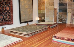 Designer rug gallery (Kush Hand-Knotted Carpets Rugs Portland Oregon) Tags: orientalcarpets arearugs tribalrugs