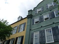 Colourful Houses (Mateus-Costa) Tags: homes buildings southcarolina charleston colourfulbuildings colorfulbuildings