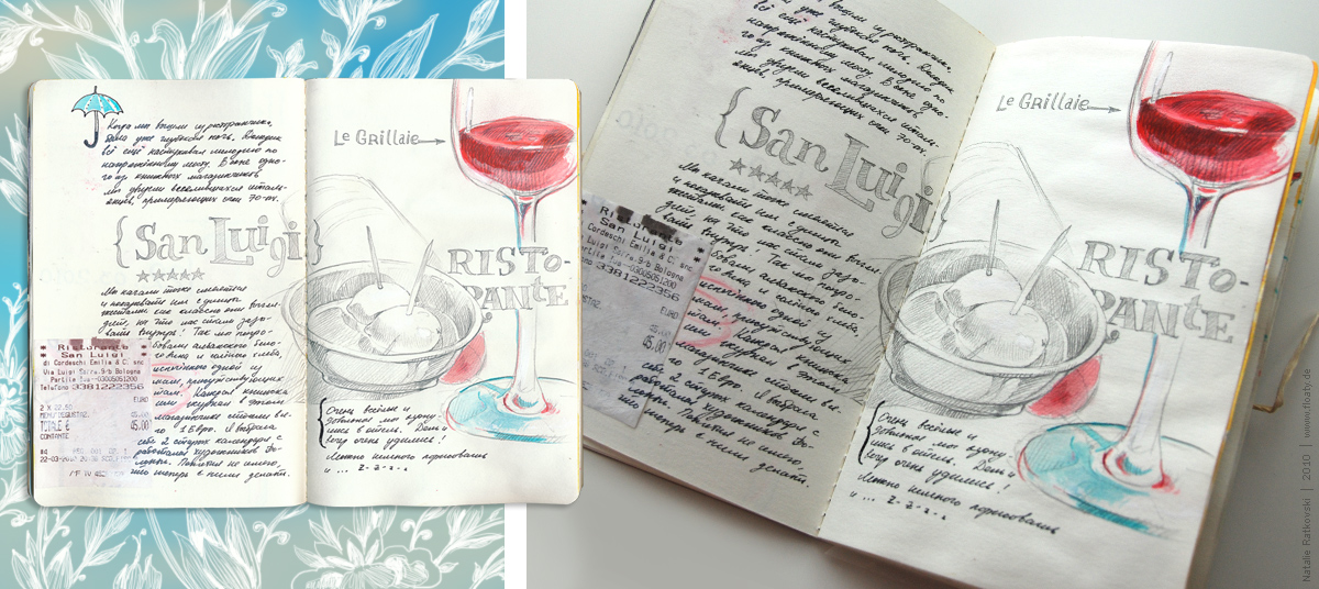 Bologna travel book 06