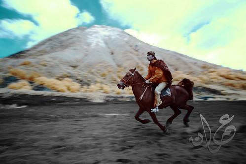 Bromo Horse Rider