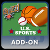 BUZZ! Quiz World AddOn US Sports