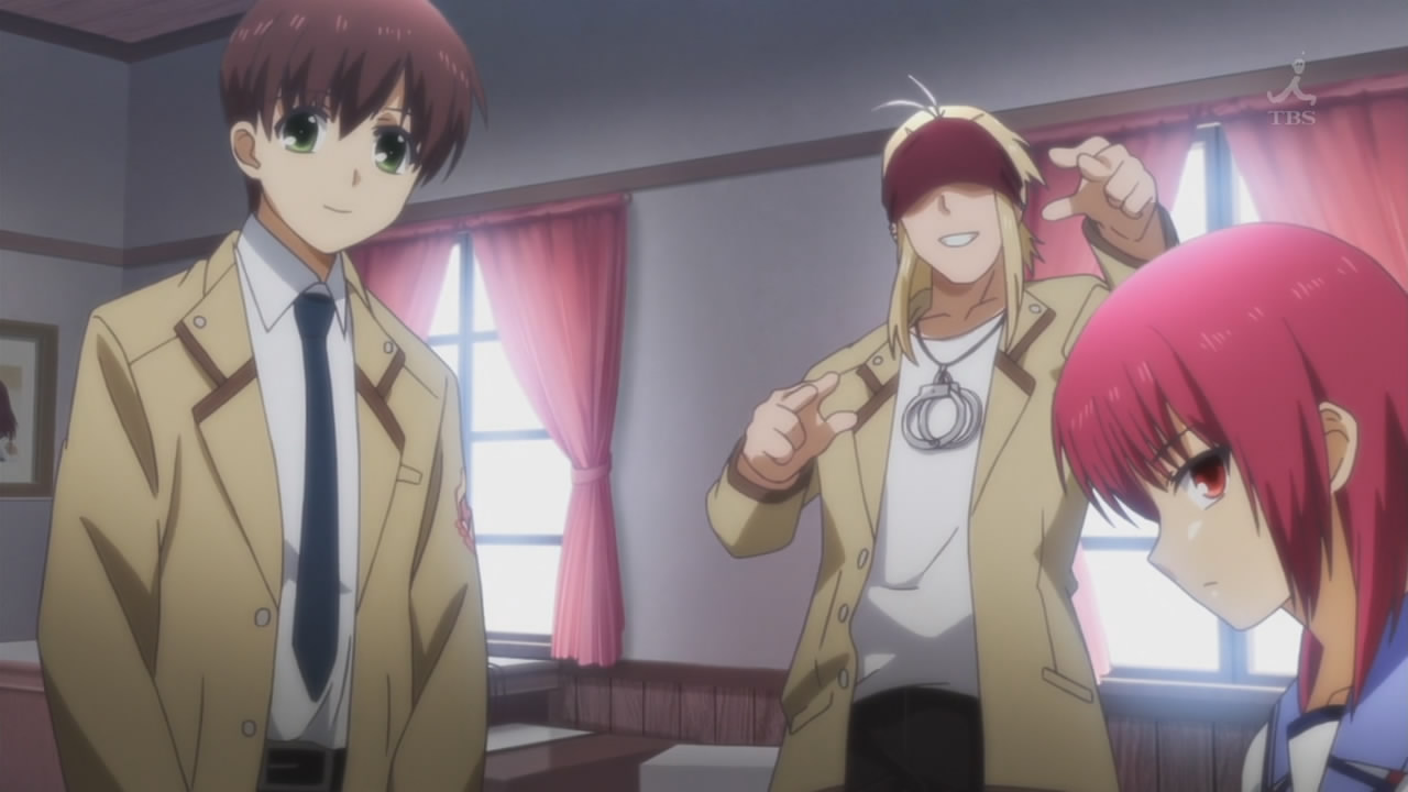 Angel Beats! 01 - 12
