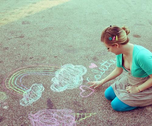 i paint hearts
