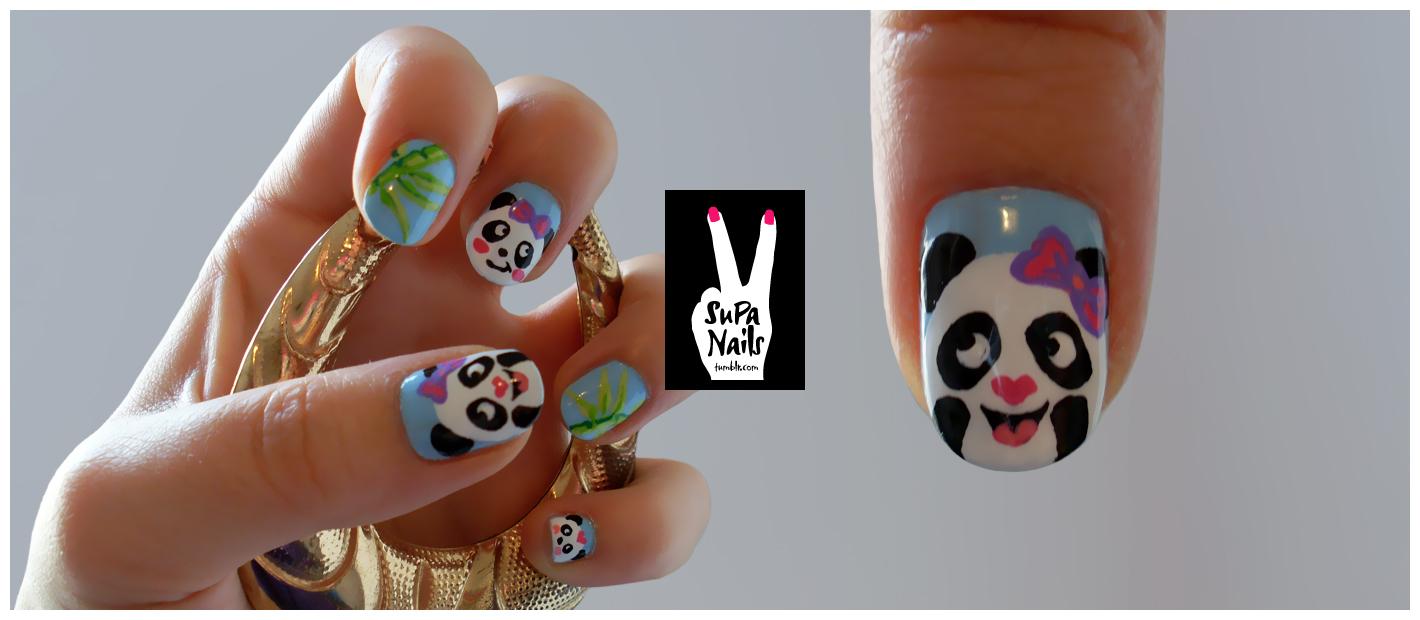 supa nails colorful gold - photo #35