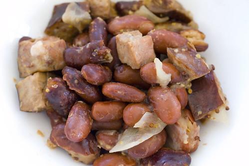 Kielbasa and Beans 3