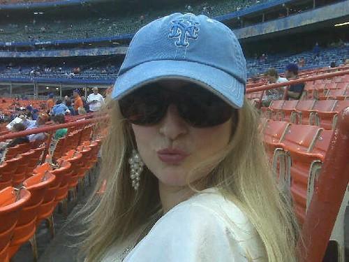 Mets v Dodgeres may 08
