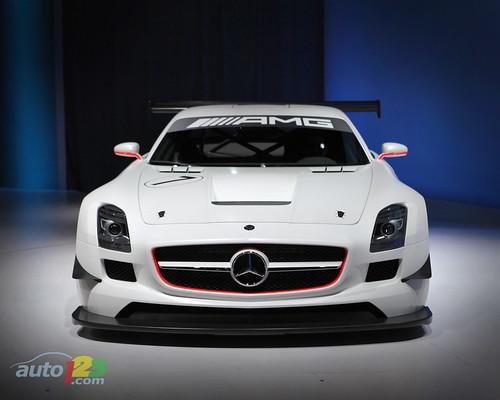 2011 Mercedes Sls Amg Gt3. 2011 Mercedes-Benz SLS AMG GT3