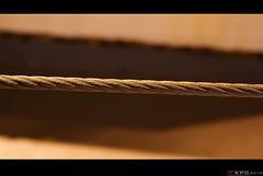 No tiene fin... No end... (K.P.G.) Tags: metal night cuerda noche steel rope end fin kpg sonyalpha mywinners