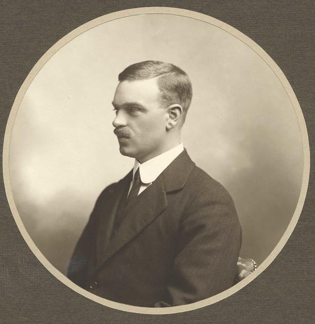 Captain Henry (Harry) Sherwood Ranken by University of Glasgow Library