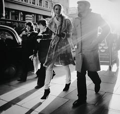 The Good Life (Ian Brumpton) Tags: street blackandwhite bw london blancoynegro blackwhite noiretblanc pavement candid streetphotography ladolcevita shadowplay mayfair contrejour biancoenero thegoodlife urbanblackandwhite londonstreetphotography aimlessstrolling
