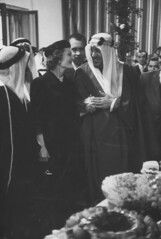 Saud Ibn Abdul Aziz [RF: Saudi Arabia RF];Saud Ibn Abdul Aziz [RF: Saudi Arabia RF];Richard M. Nixon [& Wife] (K_Saud) Tags: dc washington back king unitedstates president vice center nixon richard saudi arabia wife talking abdul rf aziz ibn saud 2l timeincown 937358