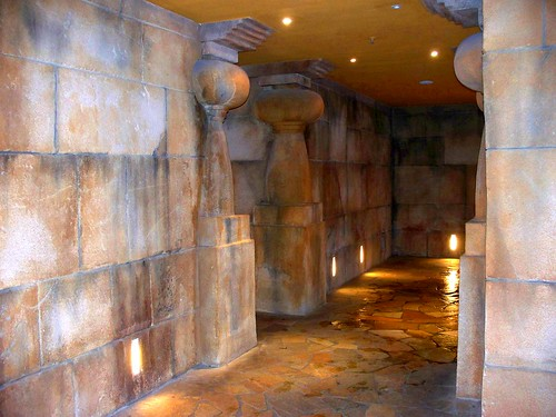 sauny v tropical  Islands