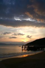 Sunset Vietnam. (konstantynowicz) Tags: sunset pier vietnam mygearandmepremium mygearandmebronze mygearandmesilver mygearandmegold tplringexcellence