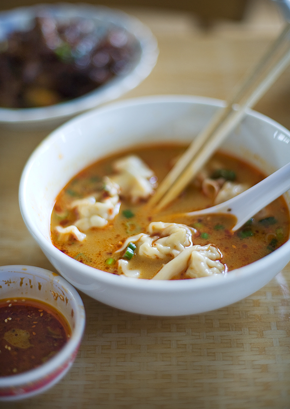 Chuan Yu Noodle Town, Alhambra