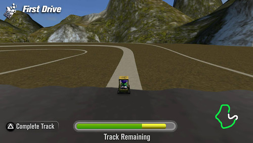 ModNation Racers Qore Demo