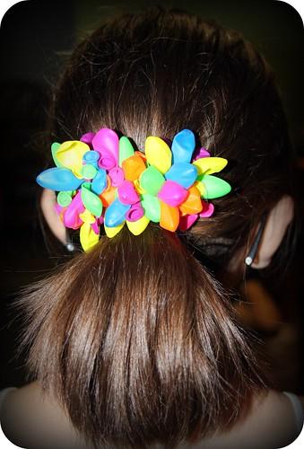 Balloon Hair Clip