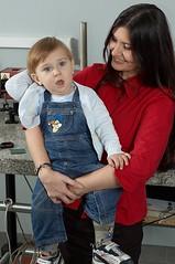Katarzyna Matczyszyn z synkiem (Adam Dzidowski) Tags: portret sesja portrety kolorowe sesje