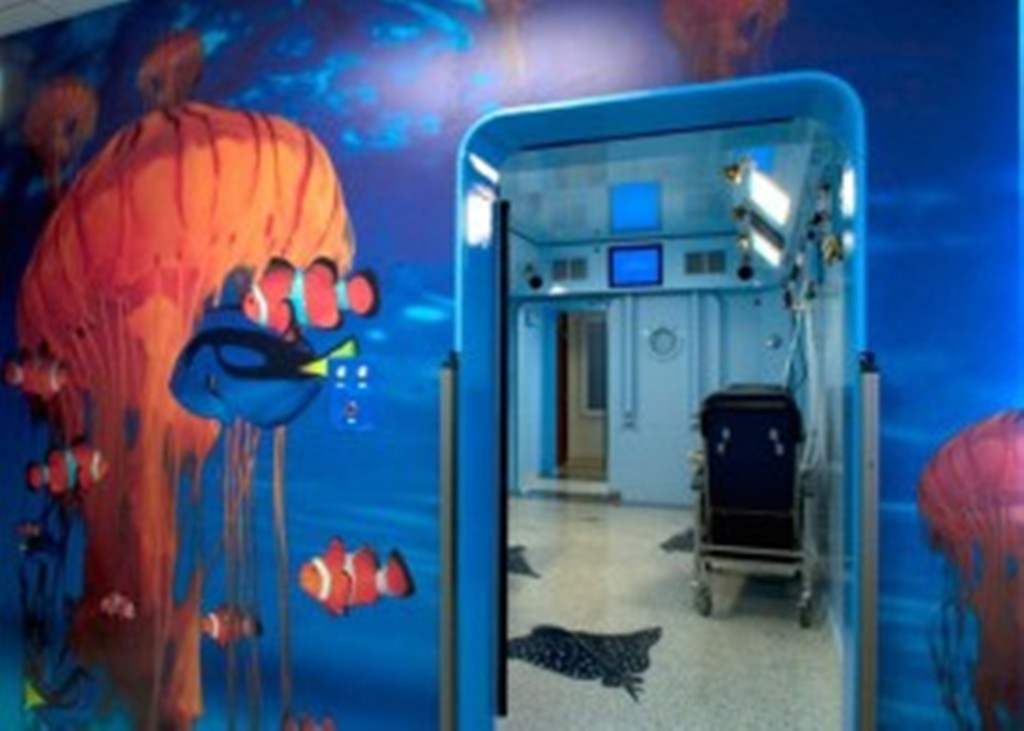 أكبر وأحدث غرفة أوكسجين بالشرق