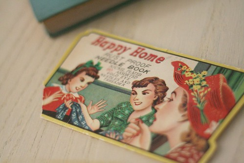 Can I be one of these ladies on this needle book for a second?