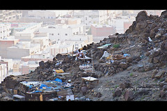 Settlers in the mountains (Ayman Sajini) Tags: poverty mountains saudi settlers makkah ayman        sejeeni