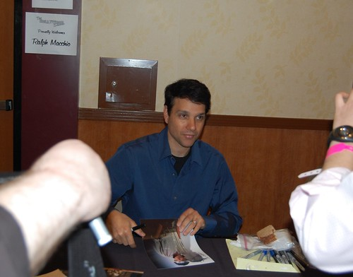 Ralph Macchio at the Hollywood Show