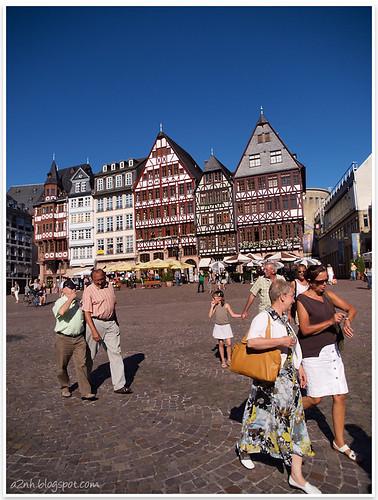 Frankfurt - Römer