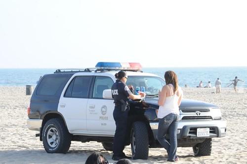 Beer on The Beach Venice Beach