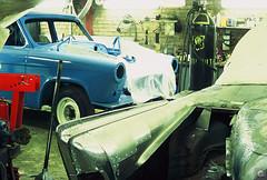 '59  -21 (mixsenkin) Tags: russia volga 1959 spb  gaz21 21 wildwestcars