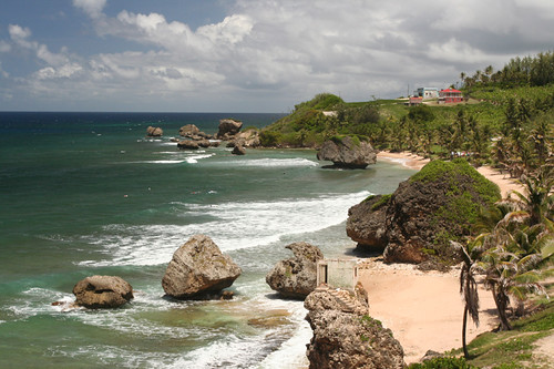 Bathsheba (looking south)