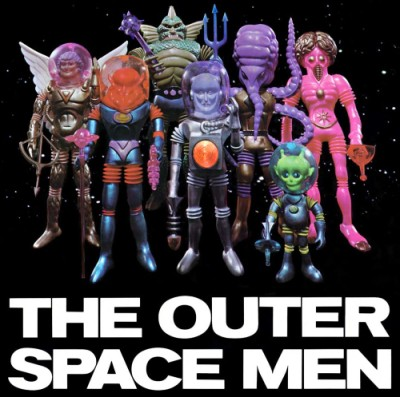 Outer Space Men 400x397