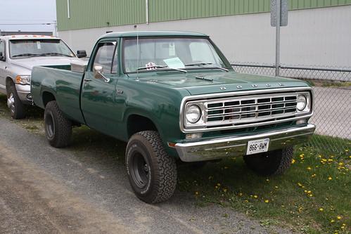 1972 Dodge Truck 4x4