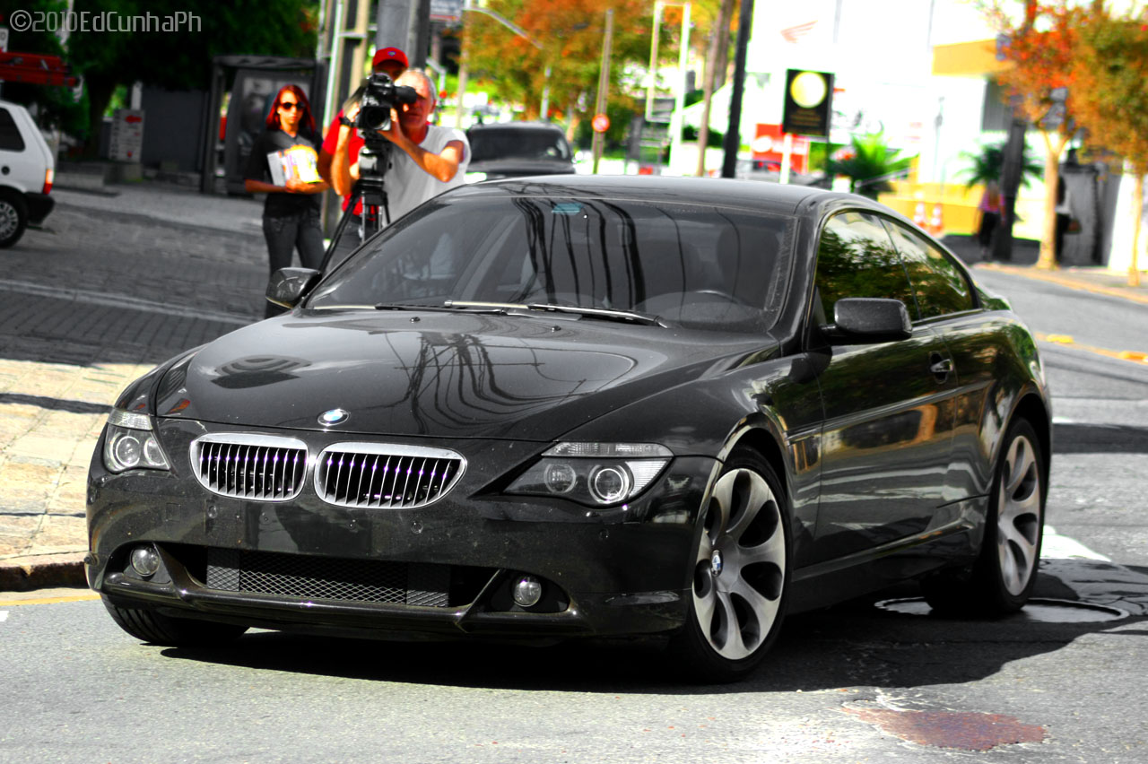 BMW 645ci. go back