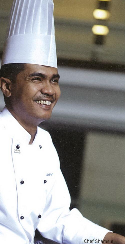 Chef Shamsul