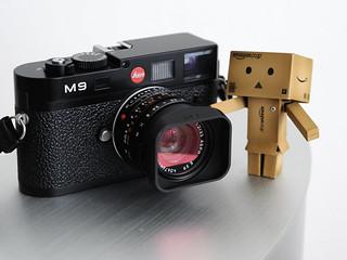 Dieter & the Leica M9