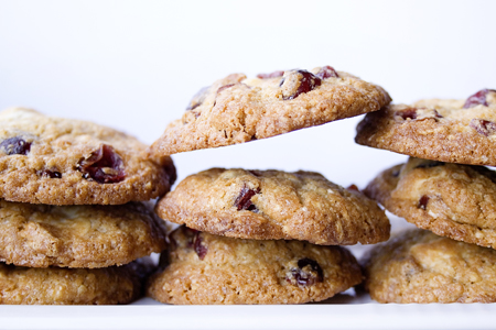 Cranberry White Choc Cookie (3)