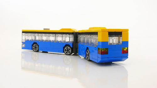 Mercedes Citaro articulated bus