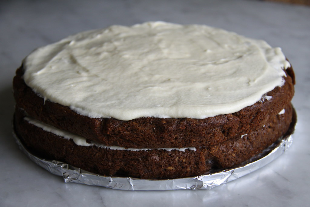 Carrot Cake Recipe Uk Healthy: Fatlittleboy: Mothers' Day Carrot Cake
