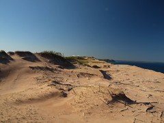 Sleeping Bear Sandunes  by Happyhiker4