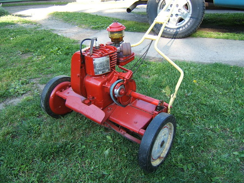 Let's see some pictures of your reel mowers! - Page 5