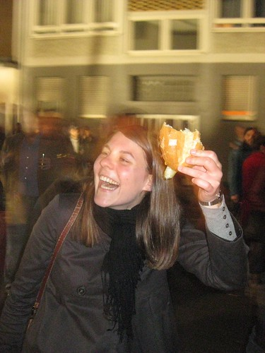 vege bratwurst