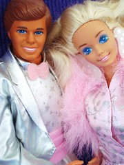 Superstars (Chicomαttel) Tags: 1988 ken barbie superstar mattel inc