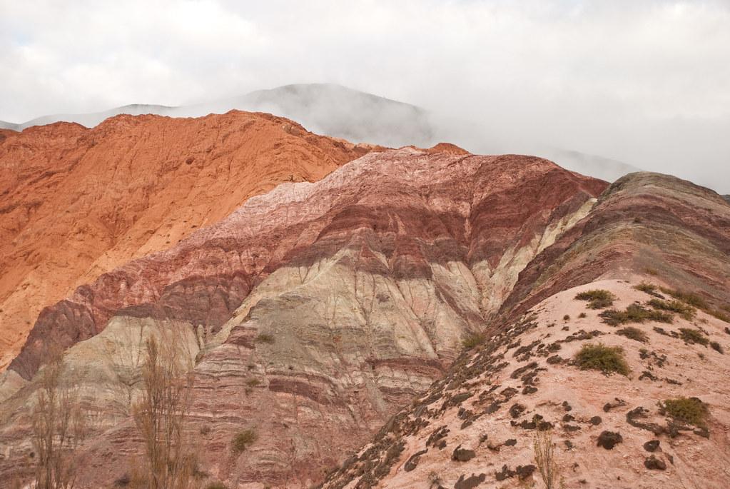 Cerro de Siete Colores (Seven colored hill), Purmamarca, Argentina
