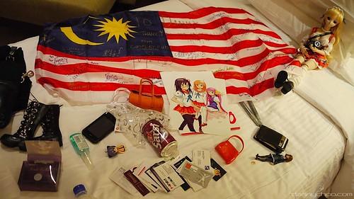 ありがとうマレーシア!