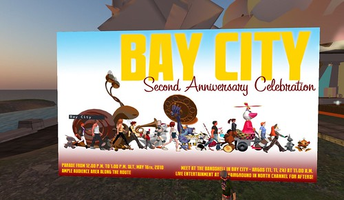 bay city second anniversary
