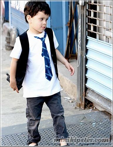 DREW. MiniHipster.com: children's childrens clothing trends, kids street fashion, kidswear lookbook